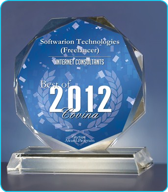 Softwarion - The Award Winner - Joomla Web Design